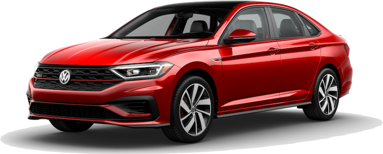 2019 Red VW Jetta GLI 35th Anniversary Edition