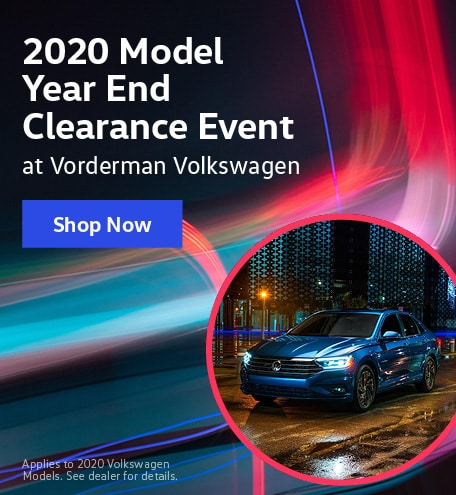2020 Model Year End Clearance Event