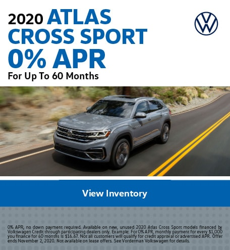 2020 Atlas Cross Sport October
