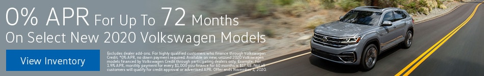 0% APR For Up To 72 Months September