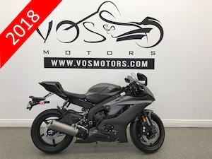 2018 YAMAHA YZFR6AJG YZF-R6  - Free Delivery in GTA**