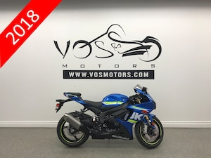 2018 SUZUKI GSX-R750  - No Payments For 1 Year**