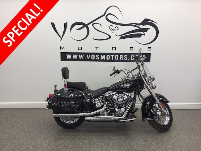 2015 HARLEY-DAVIDSON FLSTC Heritage Softail  - No Payments For 1 Year**