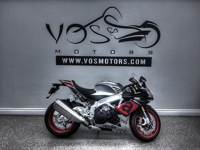 2018 APRILIA RSV4 RR ABS  - No Payments For 1 Year**