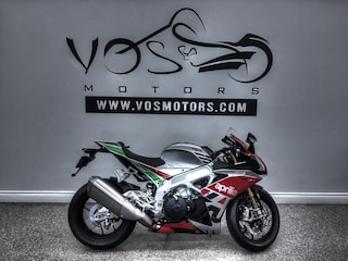 2018 APRILIA RSV4 RF ABS  - No Payments For 1 Year**