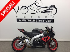 2016 APRILIA RSV4 RR  - No Payments For 1 Year**