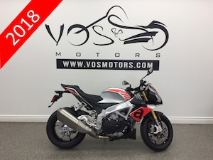 2018 APRILIA Tuono V4 1100 RR ABS  - No Payments For 1 Year**