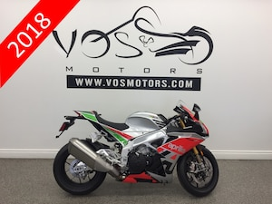 2018 APRILIA RSV4 RF LE  - No Payments For 1 Year**