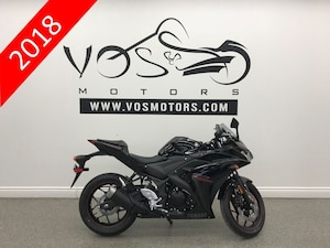 2018 YAMAHA YZF-R3  - No Payments For 1 Year**