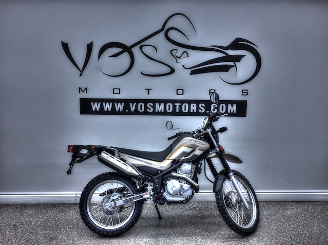 New 2019 YAMAHA XT250 For Sale at VOS MOTORS | VIN:
