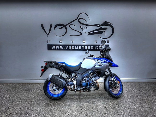 New 2019 SUZUKI DL1000 V-Strom Touring For Sale at VOS MOTORS | VIN: