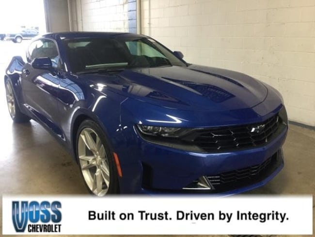 New 2019 Chevrolet Camaro 1lt Blue Metallic Coupe For Sale Or Lease