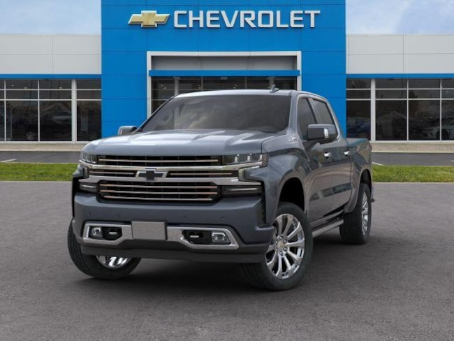High Country Truck >> 2020 Chevrolet Suburban Lt