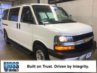 2018 Chevrolet Express 3500 LT Van Passenger Van