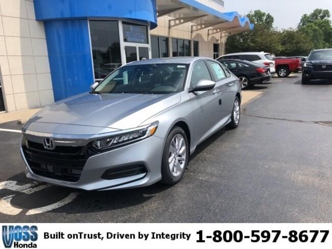 New 2019 Honda Accord LX Sedan For Sale in Tipp City, OH