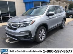New 2019 Honda Pilot EX-L AWD SUV For Sale In Tipp City, OH