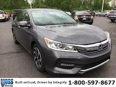 2016 Honda Accord EX Sedan For Sale in Tipp City, Ohio