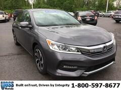 Used 2016 Honda Accord EX Sedan For Sale In Tipp City, OH