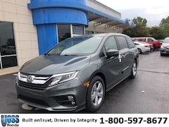 New 2019 Honda Odyssey EX-L w/Navigation & RES Van For Sale In Tipp City, OH