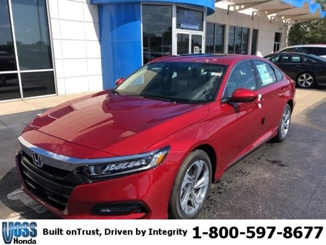 New 2019 Honda Accord EX Sedan For Sale in Tipp City, OH