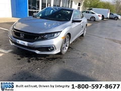 New 2019 Honda Civic EX Coupe For Sale In Tipp City, OH