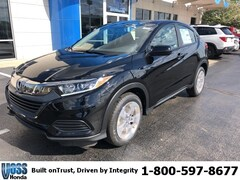 New 2019 Honda HR-V LX AWD SUV For Sale In Tipp City, OH