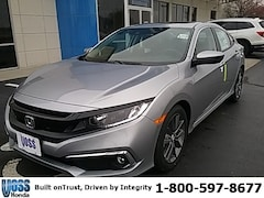 New 2019 Honda Civic EX Sedan For Sale In Tipp City, OH