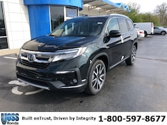 New 2019 Honda Pilot Elite AWD SUV For Sale In Tipp City, OH