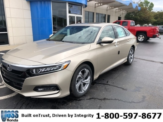 New 2019 Honda Accord EX-L Sedan For Sale in Tipp City, OH