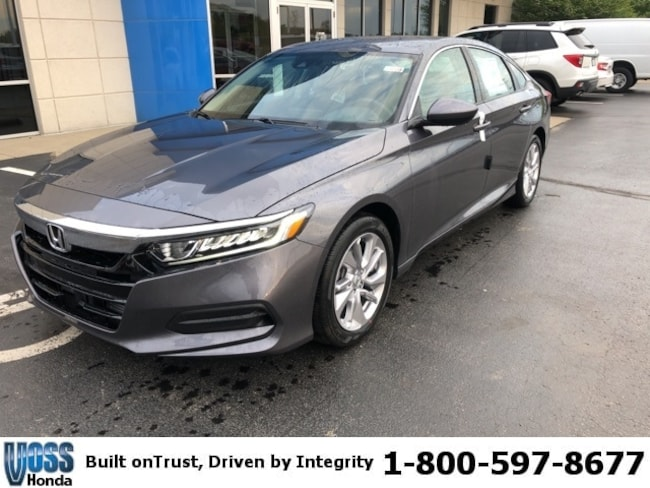 New 2019 Honda Accord LX Sedan For Sale in Tipp City, OH