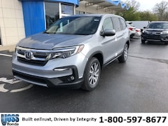 New 2019 Honda Pilot EX FWD SUV For Sale In Tipp City, OH