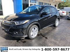 New 2019 Honda HR-V EX-L 2WD SUV For Sale In Tipp City, OH