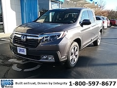 New 2019 Honda Ridgeline RTL-E AWD Truck Crew Cab For Sale In Tipp City, OH
