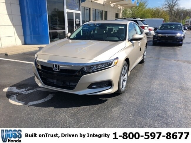 New 2019 Honda Accord EX-L 2.0T Sedan For Sale in Tipp City, OH