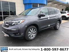 New 2019 Honda Pilot EX AWD SUV For Sale In Tipp City, OH