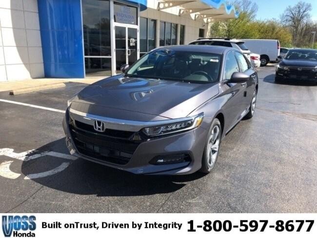 New 2019 Honda Accord EX-L Sedan For Sale in Tipp City, OH