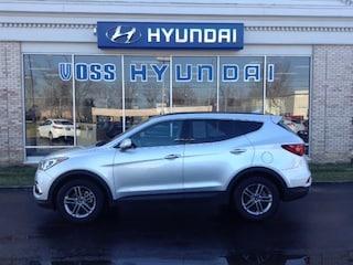 2018 Hyundai Santa Fe Sport 2.4L SUV For Sale in Dayton, Ohio