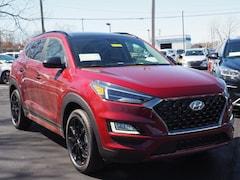 2019 Hyundai Tucson Night SUV For Sale in Dayton, Ohio