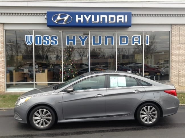 2014 Hyundai Sonata Limited Sedan
