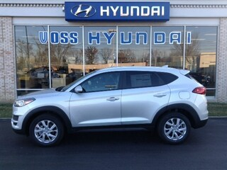 New 2019 Hyundai Tucson Value SUV For Sale in Dayton, Ohio