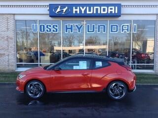 2019 Hyundai Veloster Turbo Ultimate Hatchback For Sale in Dayton, Ohio