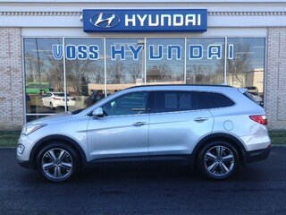 Used 2014 Hyundai Santa Fe Limited SUV For Sale in Dayton, Ohio