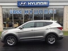 2017 Hyundai Santa Fe Sport 2.4 Base SUV For Sale in Dayton, Ohio