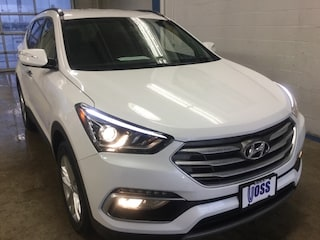 New 2018 Hyundai Santa Fe Sport 2.0L Turbo SUV For Sale in Dayton, Ohio