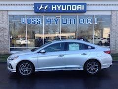 2018 Hyundai Sonata Limited 2.0T Sedan For Sale in Dayton, Ohio