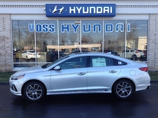 New 2018 Hyundai Sonata Limited 2.0T Sedan For Sale in Dayton, Ohio