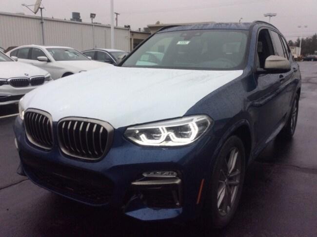 2019 BMW X3 M40i SUV