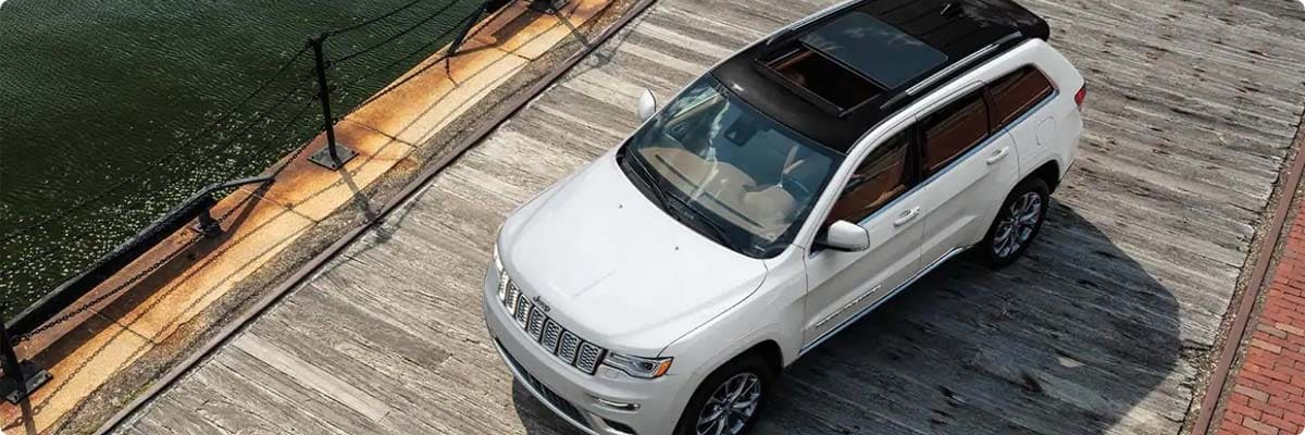 Birmingham Jeep Grand Cherokee Features