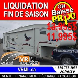 2005 JAYCO 281RL *LIQUIDATION AU MEILLEUR PRIX chez VRML*