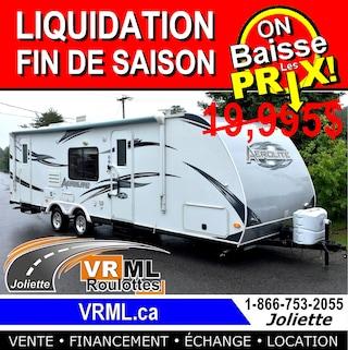 2012 AEROLITE 285BH *LIQUIDATION AU MEILLEUR PRIX chez VRML*